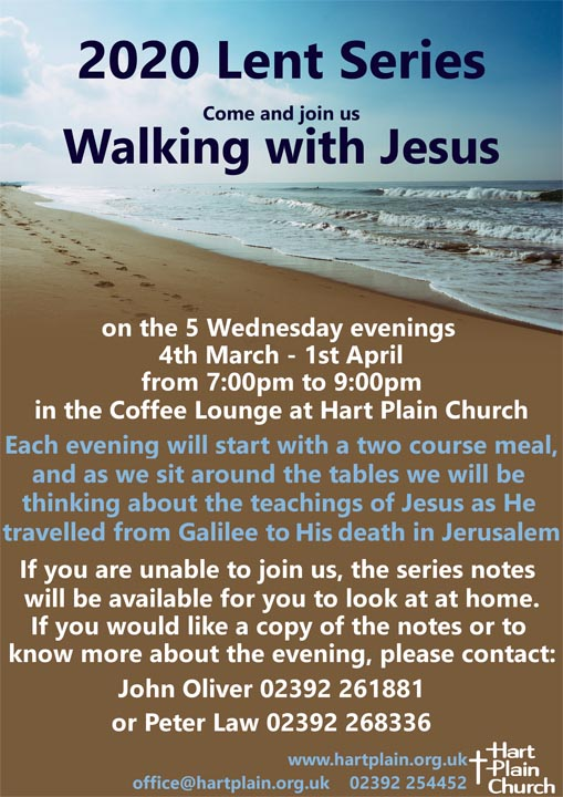 Walking with Jesus @ Hart Plain Church