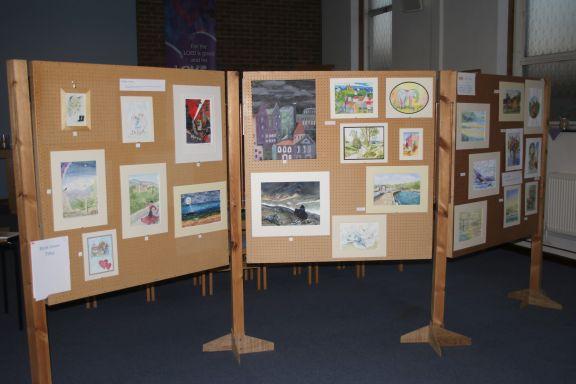 Art Group Work